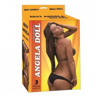 Angela Love Doll Şişme Bebek