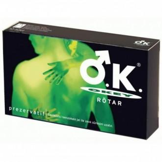 Okey Rötar Prezervatif
