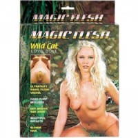 Magic Flesh Wild Cat Şişme Bebek